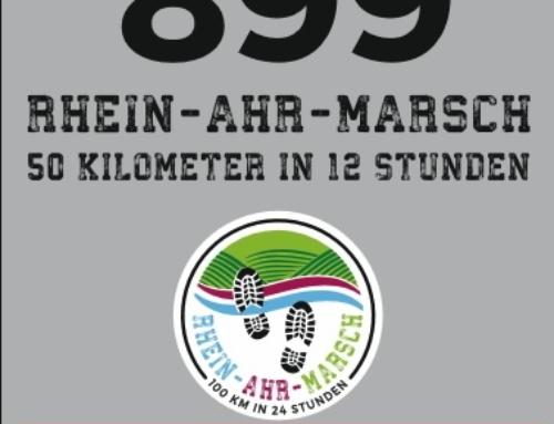 50 Kilometer in 12 Stunden – Ausgebucht!