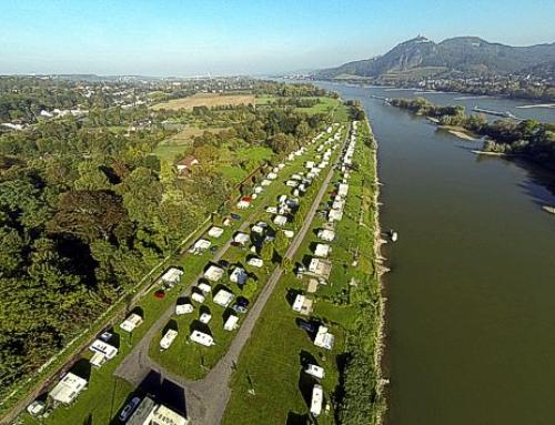 Übernachtsmöglichkeit gesucht? Rheincamping Siebengebirgsblick