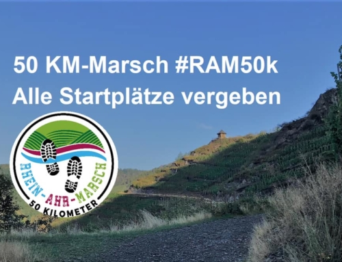 #RAM2020: Auch 50 Kilometer ausgebucht