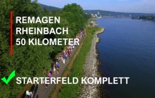 RHEIN-AHR-MARSCH STARTERFELD 50 KM KOMPLETT