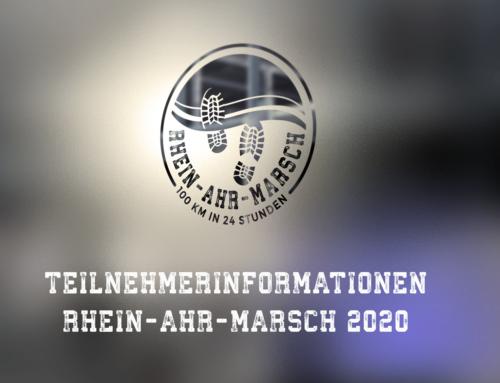 Anmeldung zum 4. Internationalen RHEIN-AHR-MARSCH startet am 9. November 2019