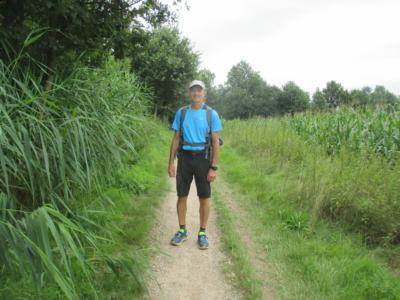 Rudy de Roovere: Mehr geht nicht - Der 61-jährige Belgier ist ein ganz Großer des Sportwanderns