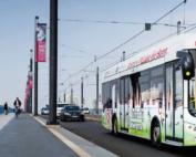 Bus der Stadtwerke Bonn (Copyright: Stadwerke Bonn)